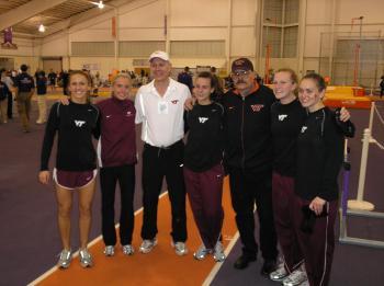 2007 ACC Championships - Women's Pole Vault Team